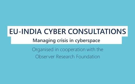 Eu india cyber consultations